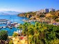 Flugziel Antalya