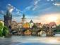 Flugziel Prag